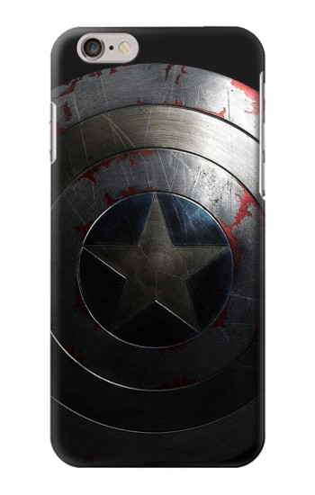 Printed Captain Shield Iphone 6 Case