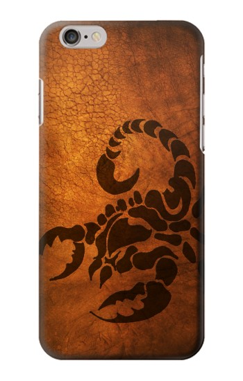 Printed Scorpion Tattoo Iphone 6 Case