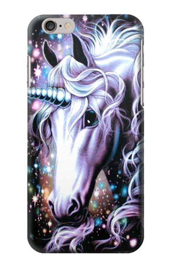 Printed Unicorn Horse Iphone 6 Case