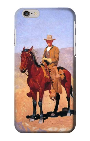 Printed Cowboy Western Iphone 6 Case