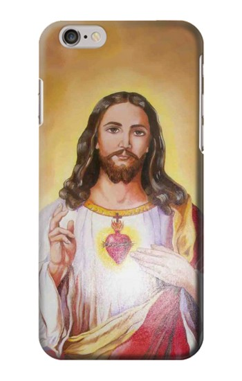 Printed Jesus Iphone 6 Case