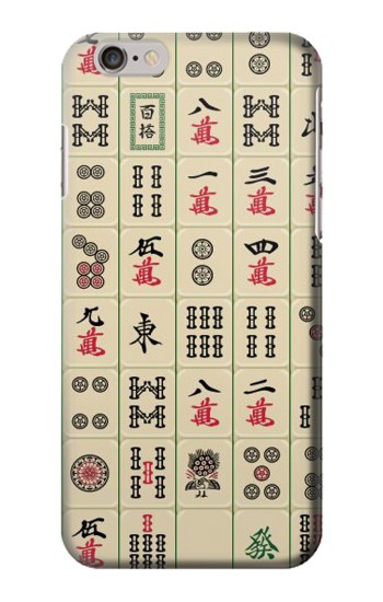 Printed Mahjong Iphone 6 Case