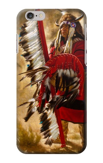 Printed Red Indian Iphone 6 Case