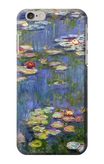Printed Claude Monet Water Lilies Iphone 6 Case