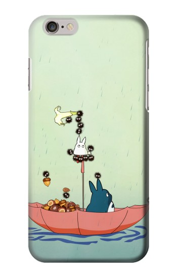 Printed My Neighbor Totoro Iphone 6 Case