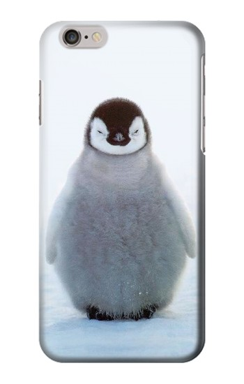 Printed Penguin Ice Iphone 6 Case