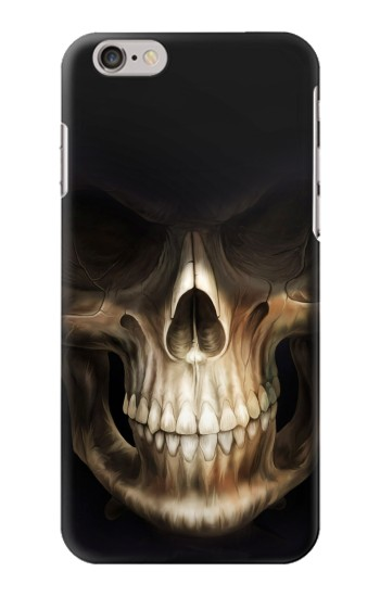 Printed Skull Face Grim Reaper Iphone 6 Case