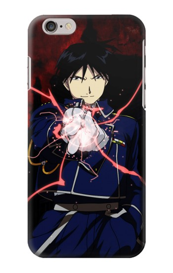 Printed Fullmetal Alchemist Roy Mustang Iphone 6 Case