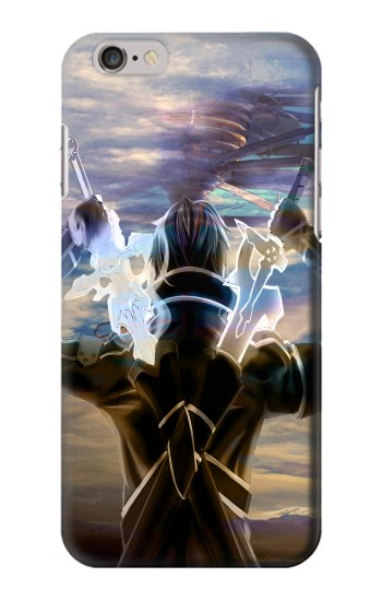 Printed Sword Art Online Kirito Iphone 6 Case