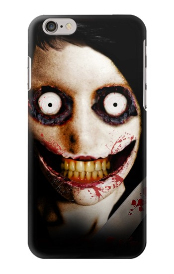 Printed Jeff the Killer Iphone 6 Case