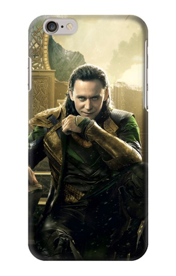 Printed Loki Asgard Thor Iphone 6 Case