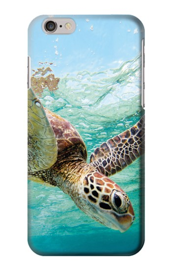 Printed Ocean Sea Turtle Iphone 6 Case