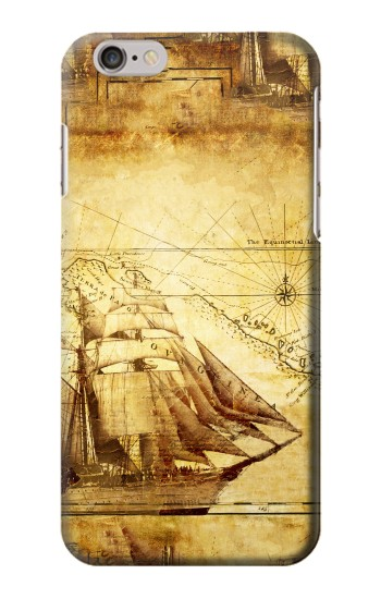 Frigate Old Ship Iphone6 Case