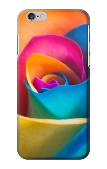 Rainbow Colorful Rose Iphone6 Case