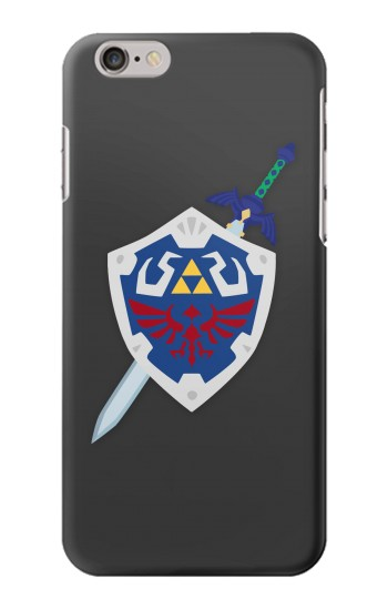Printed Skyward Sword Hylian Shield Zelda Iphone 6 Case