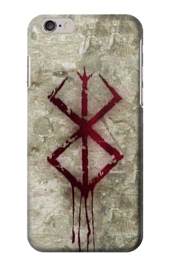 Printed Berserk Stigma Iphone 6 Case