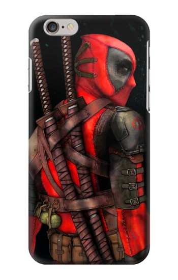 Printed Deadpool 2 Iphone 6 Case