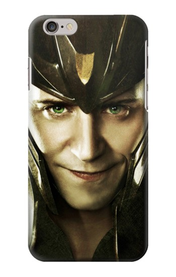 Printed Loki Face Asgard Iphone 6 Case