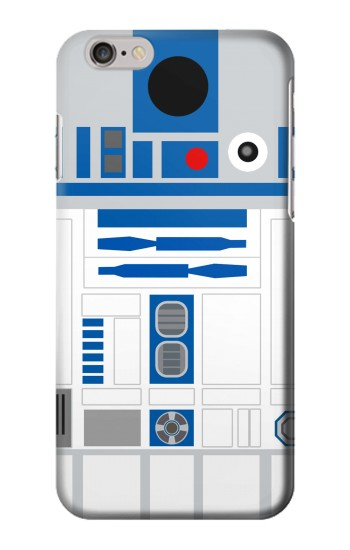 Printed R2D2 Minimalist Iphone 6 Case