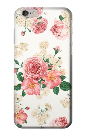 Printed Rose Pattern Iphone 6 Case