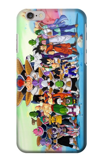 Printed Dragon Ball Z Iphone 6 Case