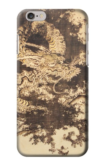 Japan Dragon Painting Iphone6 Case