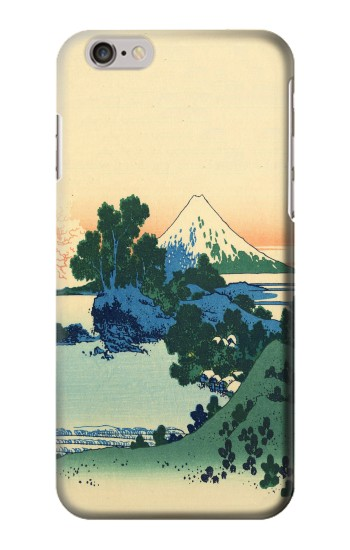 Katsushika Hokusai The Inume Pass in Kai Province Iphone6 Case