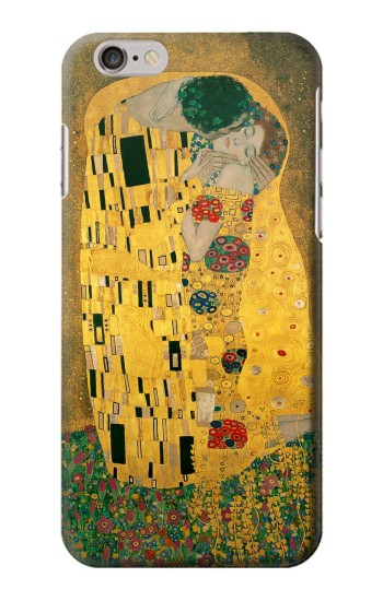 Printed Gustav Klimt The Kiss Iphone 6 Case