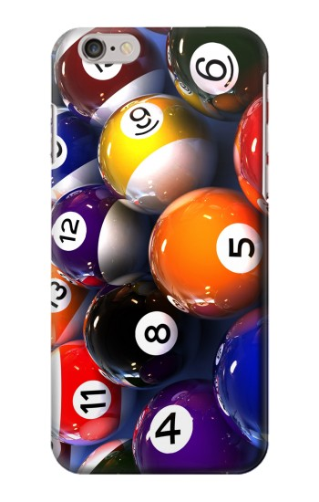 Printed Billiard Pool Ball Iphone 6 Case