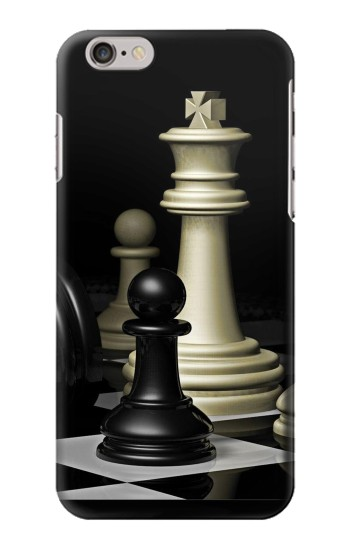 Printed Chess King Iphone 6 Case