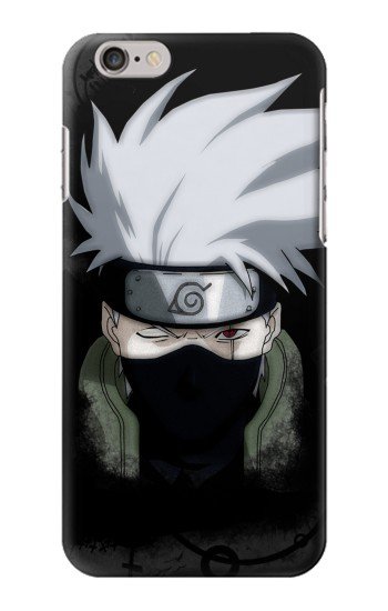 Printed Hatake Kakashi 6th Hokage Naruto Iphone 6 Case