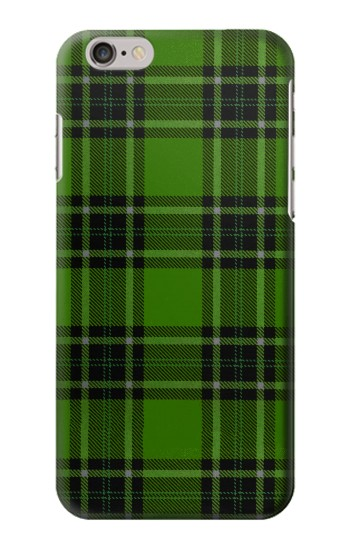 Printed Tartan Green Pattern Iphone 6 Case