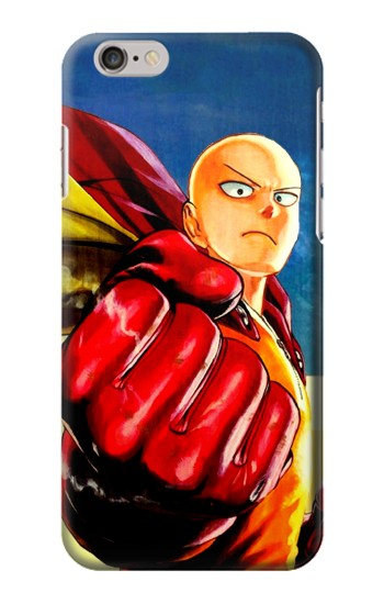 Printed Saitama One Punch Man Iphone 6 Case