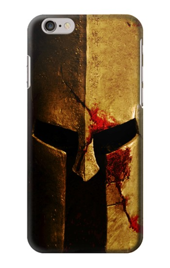 Printed Spartan Helmet Iphone 6 Case
