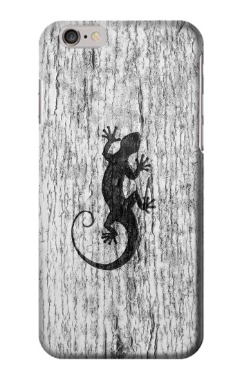 Printed Gecko Wood Graphics Printed Iphone 6 Case