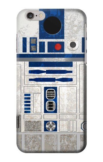 Printed Vintage R2D2 Minimalist Iphone 6 Case