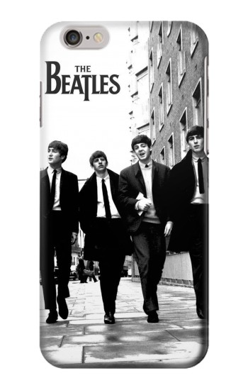 Printed The Beatles in London Iphone 6 Case