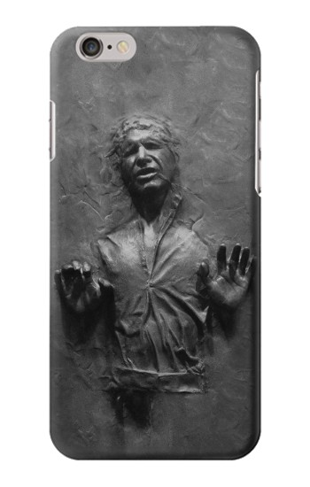 Printed Han Solo Frozen in Carbonite Iphone 6 Case