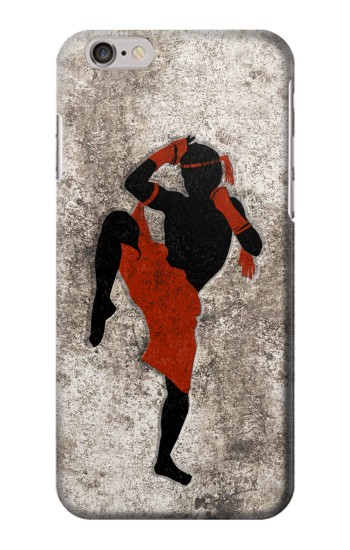Printed Muay Thai Fight Boxing Iphone 6 Case
