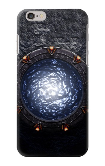 Printed The Stargate Orokin Portal Iphone 6 Case