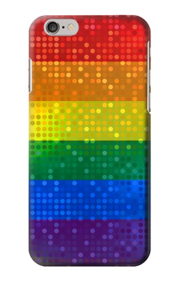 Printed Rainbow Gay LGBT Pride Flag Iphone 6 Case