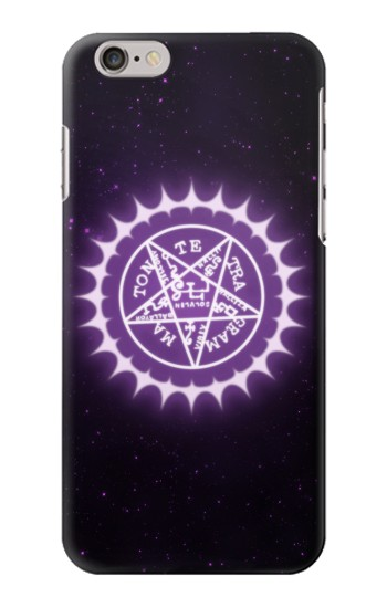 Printed Black Butler Pentagram Iphone 6 Case