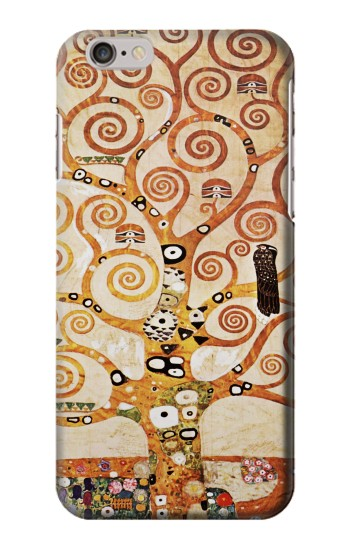 Printed The Tree of Life Gustav Klimt Iphone 6 Case
