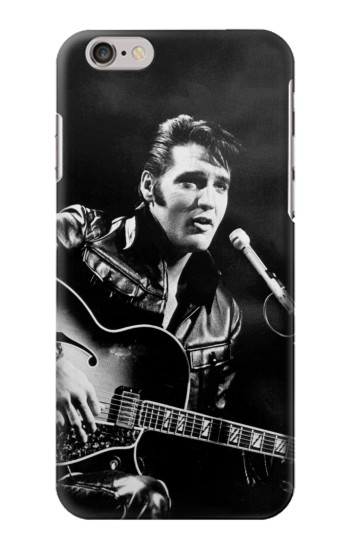 Printed Elvis Presley Live Concert Iphone 6 Case