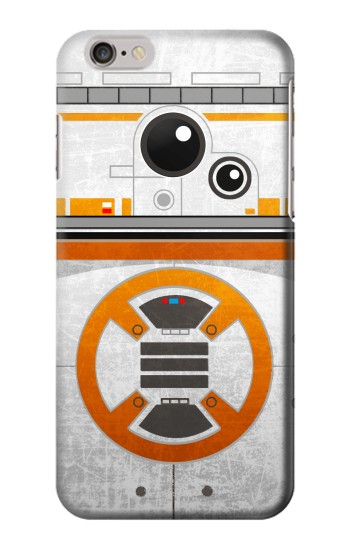 Printed BB-8 Rolling Droid Minimalist Iphone 6 Case