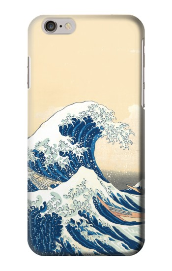 Printed Under the Wave off Kanagawa Iphone 6 Case