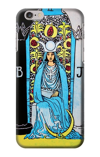 Printed The High Priestess Vintage Tarot Card Iphone 6 Case