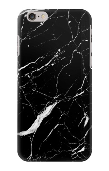 Printed Black Marble Graphic Printed Iphone 6 Case