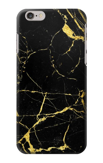 Printed Gold Marble Graphic Printed Iphone 6 Case