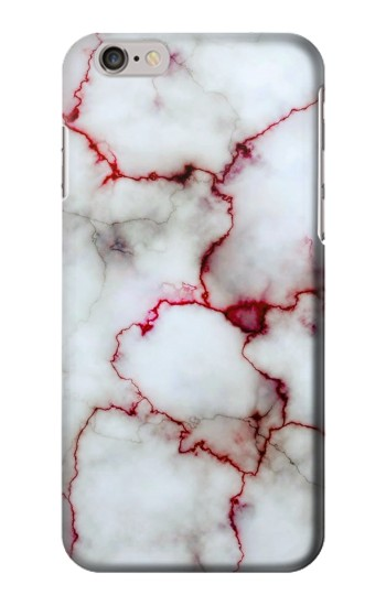Printed Bloody Marble Iphone 6 Case